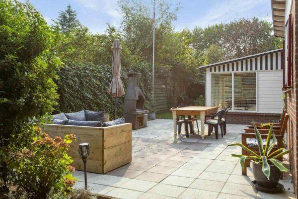 Vakantiehuis ZH188 - Nederland - Zuid-Holland - 4 personen - omheinde tuin