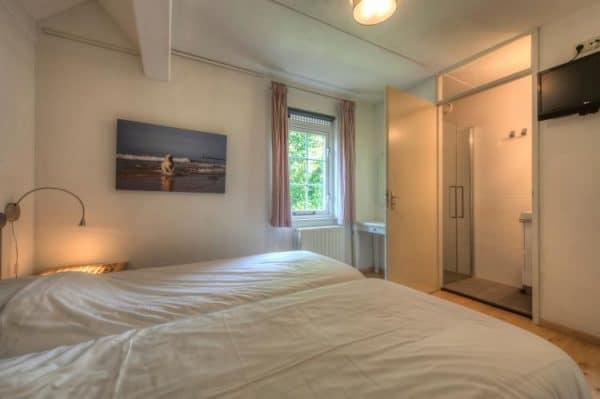 Buitenhof Domburg 12 - Nederland - Zeeland - 6 personen - slaapkamer