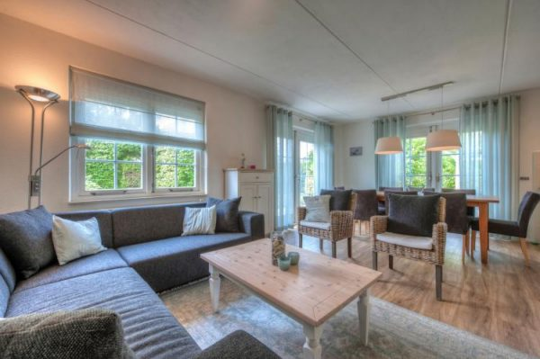 Buitenhof Domburg 12 - Nederland - Zeeland - 6 personen - woonkamer