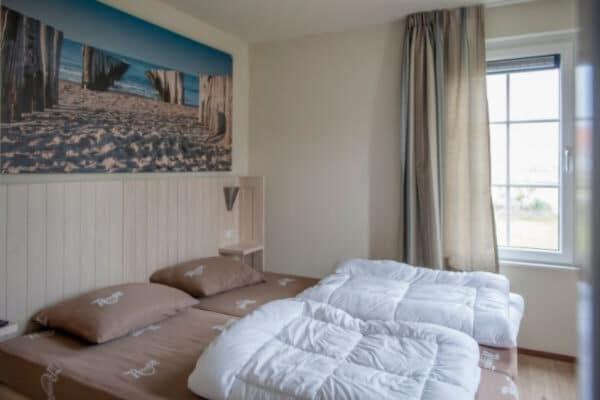 Groepsaccommodatie ZE424 - Nederland - Zeeland - 10 personen - slaapkamer