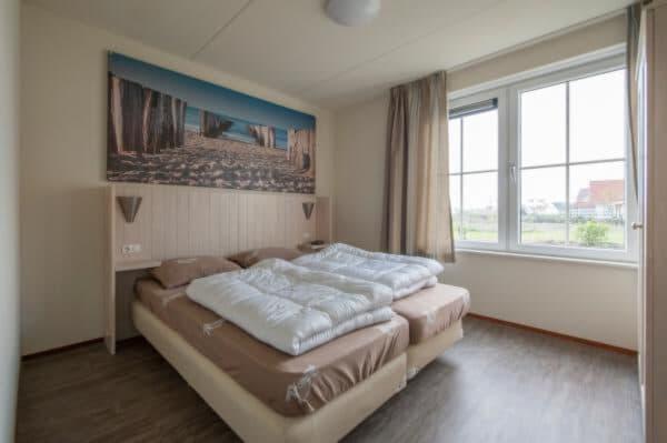Groepsaccommodatie ZE541 - Nederland - Zeeland - 16 personen - slaapkamer
