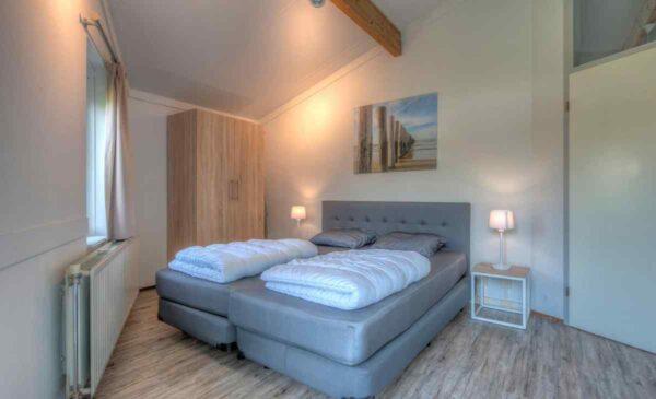 Groepsaccommodatie ZE659 - Nederland - Zeeland - 10 personen - slaapkamer