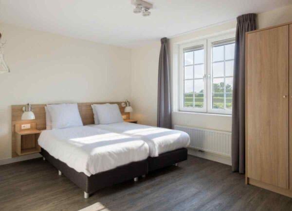Groepsaccommodatie ZE900 - Nederland - Zeeland - 14 personen - slaapkamer