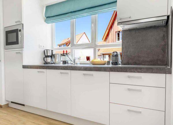 Vakantiehuis BK002 - Belgie - West-Vlaanderen - 4 personen - keuken