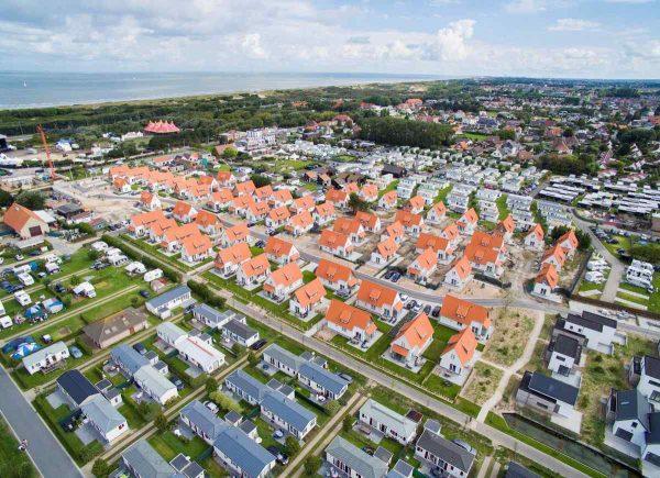 Vakantiehuis BK002 - Belgie - West-Vlaanderen - 4 personen - vakantiepark