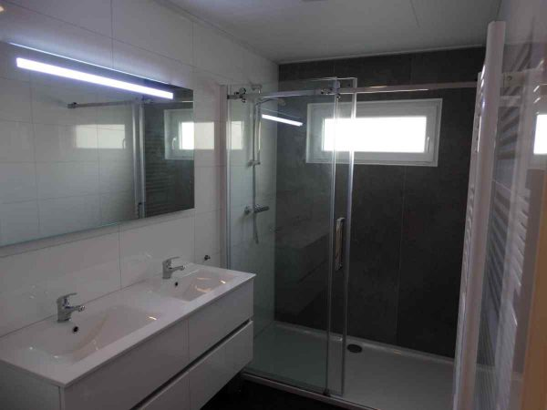 Vakantiehuis BK012 - Belgie - West-Vlaanderen - 4 personen - badkamer