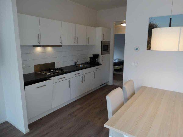 Vakantiehuis BK012 - Belgie - West-Vlaanderen - 4 personen - keuken