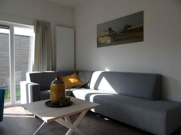Vakantiehuis BK012 - Belgie - West-Vlaanderen - 4 personen - woonkamer