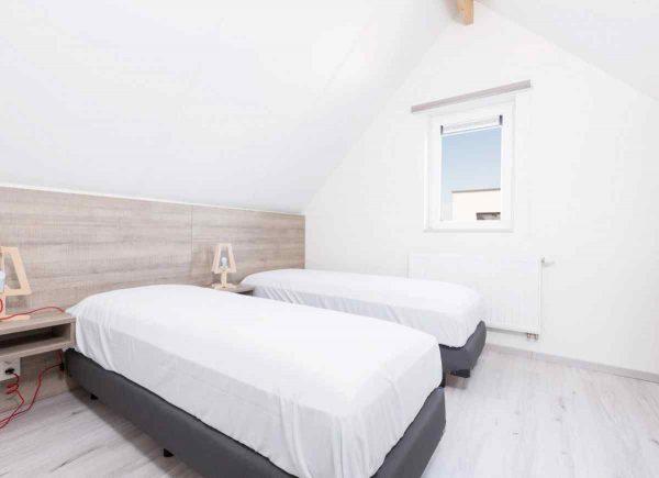 Vakantiehuis BK014 - Belgie - West-Vlaanderen - 4 personen - slaapkamer