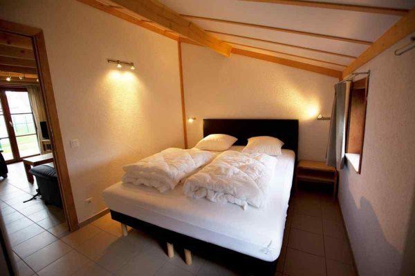 Vakantiehuis BK036 - Belgie - West-Vlaanderen - 4 personen - slaapkamer