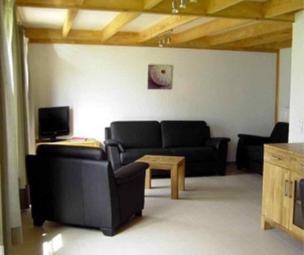 Vakantiehuis BK036 - Belgie - West-Vlaanderen - 4 personen - woonkamer