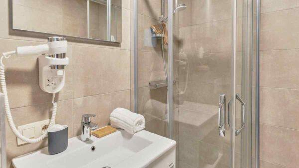 Vakantiehuis BK076 - Belgie - West-Vlaanderen - 4 personen - badkamer