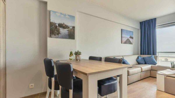 Vakantiehuis BK076 - Belgie - West-Vlaanderen - 4 personen - woonkamer