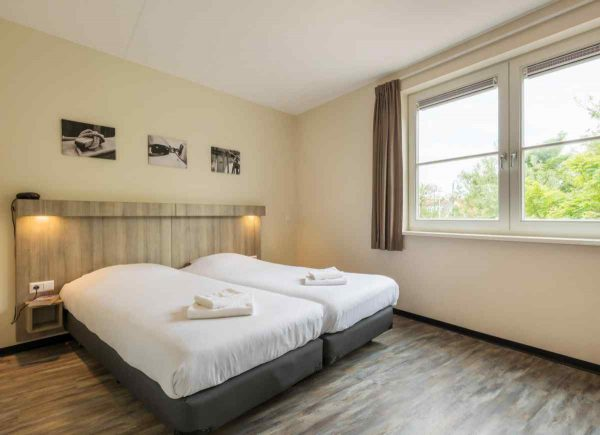 Vakantiehuis HSP003 - Nederland - Noord-Holland - 2 personen - slaapkamer