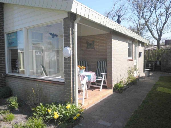 Vakantiehuis NH001 - Nederland - Noord-Holland - 4 personen - tuin