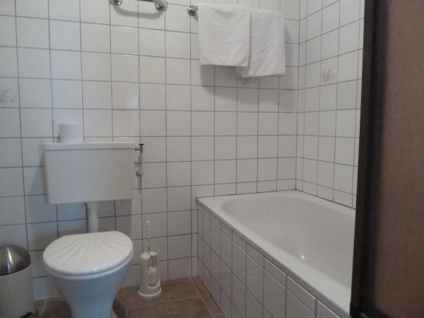 Vakantiehuis NH215 - Nederland - Noord-Holland - 4 personen - badkamer