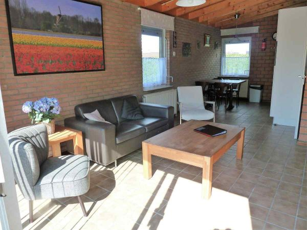 Vakantiehuis NH215 - Nederland - Noord-Holland - 4 personen - woonkamer