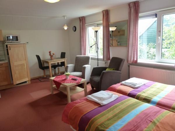 Vakantiehuis NH217 - Nederland - Noord-Holland - 2 personen - woonkamer
