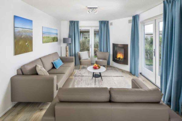 Vakantiehuis NRD001 - Nederland - Noord-Holland - 6 personen - woonkamer