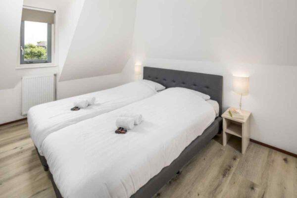 Vakantiehuis NRD001 - Nederland - Noord-Holland - 6 personen - slaapkamer