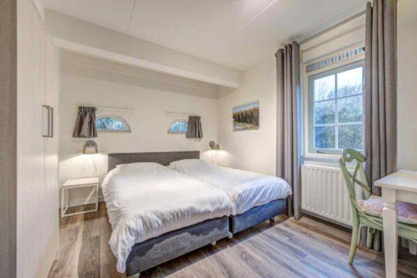 Vakantiehuis ZE062 - Nederland - Zeeland - 8 personen - slaapkamer
