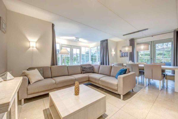 Vakantiehuis ZE062 - Nederland - Zeeland - 8 personen - woonkamer