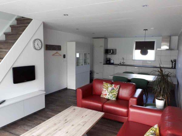 Vakantiehuis ZE110 - Nederland - Zeeland - 6 personen - woonkamer