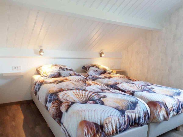 Vakantiehuis ZE111 - Nederland - Zeeland - 4 personen - slaapkamer