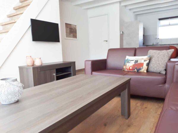 Vakantiehuis ZE111 - Nederland - Zeeland - 4 personen - woonkamer