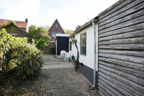 Vakantiehuis ZE238 - Nederland - Zeeland - 4 personen - omheinde tuin