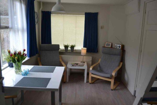 Vakantiehuis ZE336 - Nederland - Zeeland - 2 personen - woonkamer