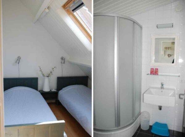 Vakantiehuis ZE409 - Nederland - Zeeland - 4 personen - badkamer