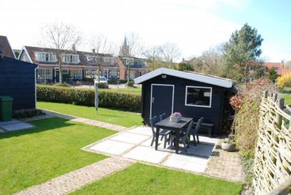 Vakantiehuis ZE409 - Nederland - Zeeland - 4 personen - omheinde tuin
