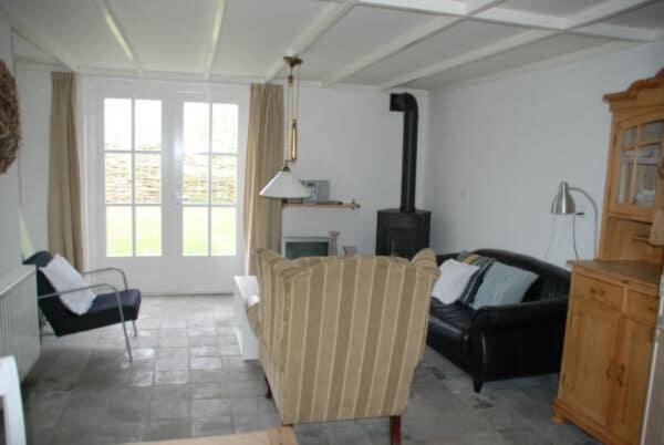 Vakantiehuis ZE409 - Nederland - Zeeland - 4 personen - woonkamer
