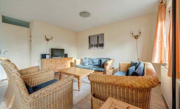 Vakantiehuis ZE421 - Nederland - Zeeland - 8 personen - woonkamer