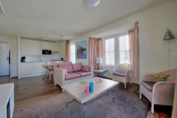 Vakantiehuis ZE423 - Nederland - Zeeland - 4 personen - woonkamer
