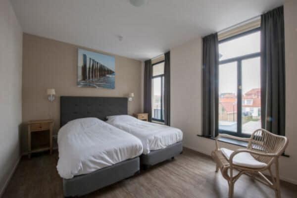 Vakantiehuis ZE425 - Nederland - Zeeland - 4 personen - slaapkamer