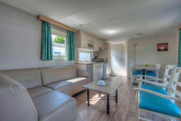 Vakantiehuis ZE427 - Nederland - Zeeland - 6 personen - woonkamer