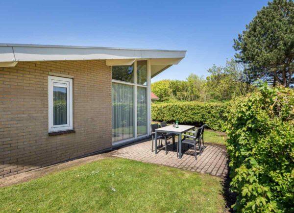 Vakantiehuis ZE442 - Nederland - Zeeland - 4 personen - omheinde tuin