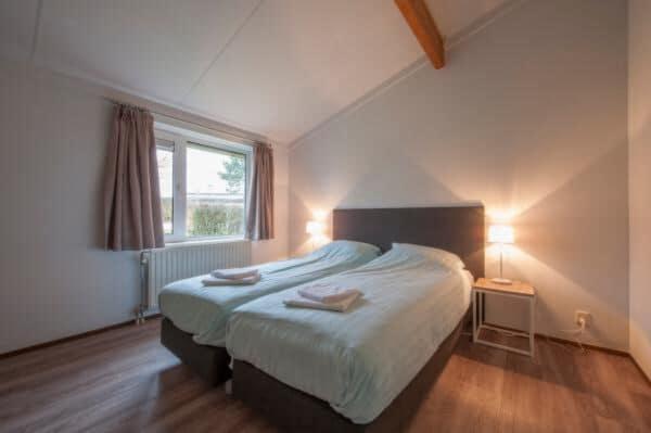 Vakantiehuis ZE442 - Nederland - Zeeland - 4 personen - slaapkamer