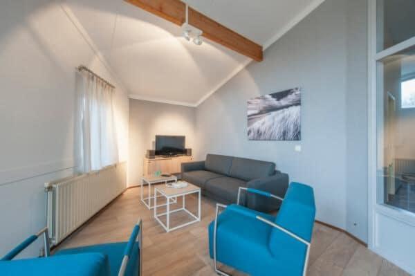 Vakantiehuis ZE442 - Nederland - Zeeland - 4 personen - woonkamer