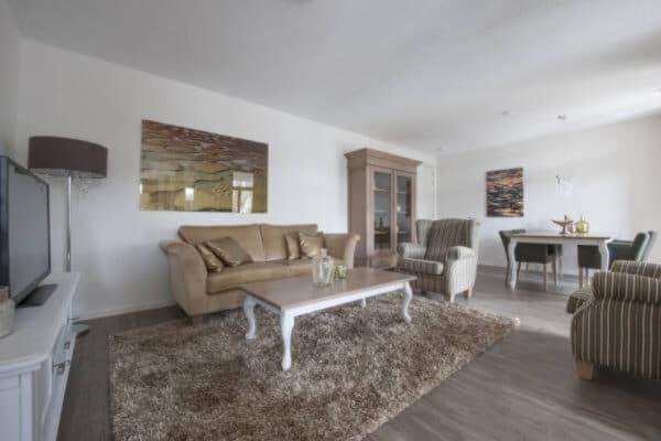 Vakantiehuis ZE458 - Nederland - Zeeland - 4 personen - woonkamer