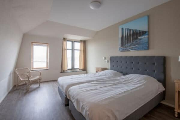 Vakantiehuis ZE460 - Nederland - Zeeland - 6 personen - slaapkamer