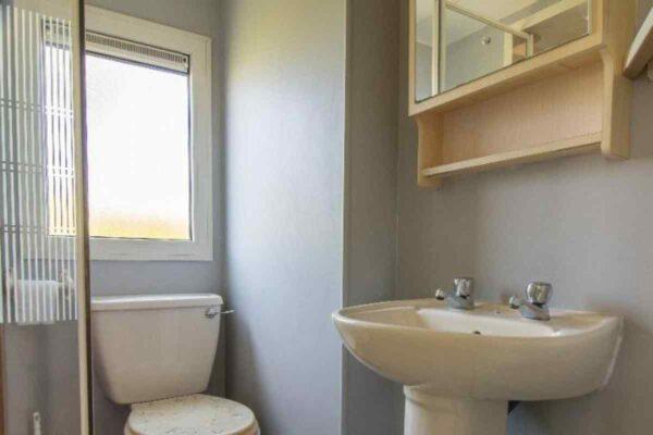 Vakantiehuis ZE503 - Nederland - Zeeland - 4 personen - badkamer