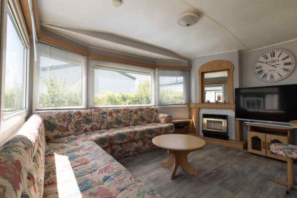 Vakantiehuis ZE503 - Nederland - Zeeland - 4 personen - woonkamer