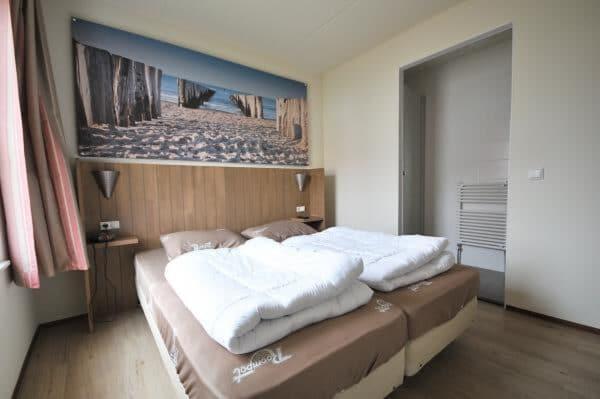 Vakantiehuis ZE542 - Nederland - Zeeland - 6 personen - slaapkamer
