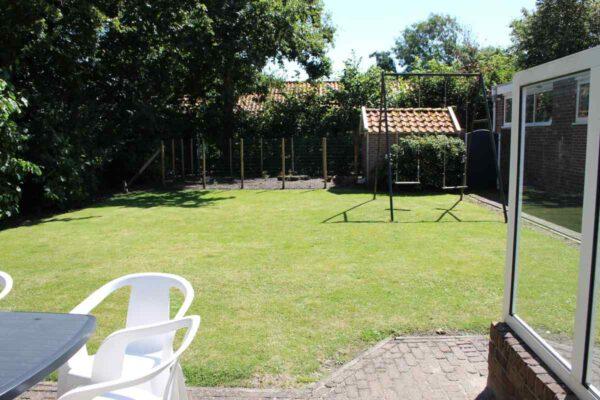 Vakantiehuis ZE641 - Nederland - Zeeland - 6 personen - omheinde tuin