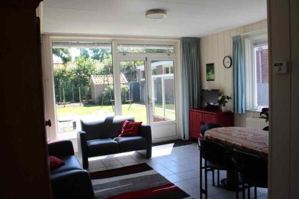 Vakantiehuis ZE641 - Nederland - Zeeland - 6 personen - woonkamer
