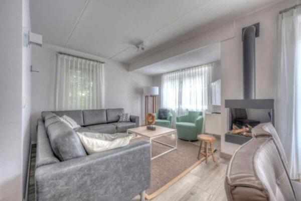 Vakantiehuis ZE670 - Nederland - Zeeland - 8 personen - woonkamer