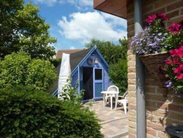 Vakantiehuis ZE681 - Nederland - Zeeland - 2 personen - omheinde tuin